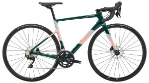 Rower damski Cannondale Super Six EVO Womens Disc 105 (50/34) EMR 2020
